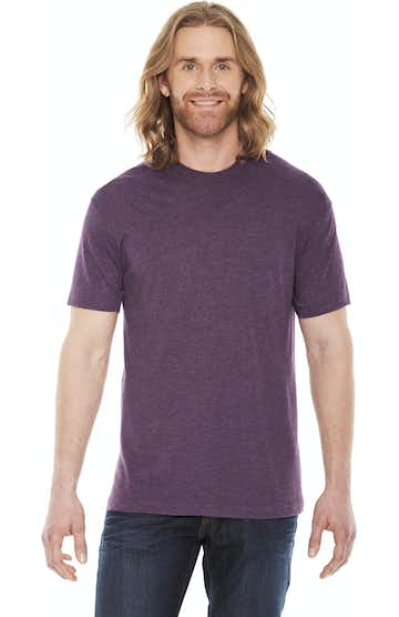 American Apparel BB401W Heather Plum