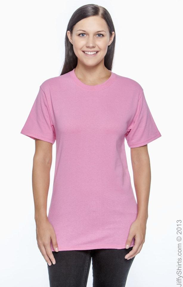 Hanes 5250T Pink