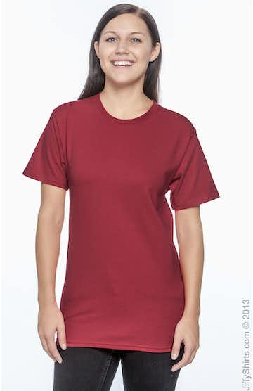 Hanes 5250T Deep Red