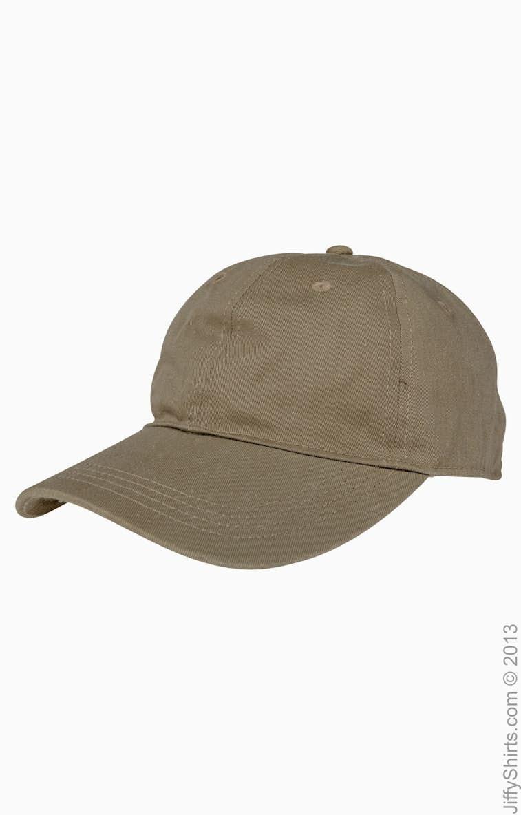 Authentic Pigment 1910 Pigment-Dyed Baseball Cap - JiffyShirts.com 227ed1fc6e03