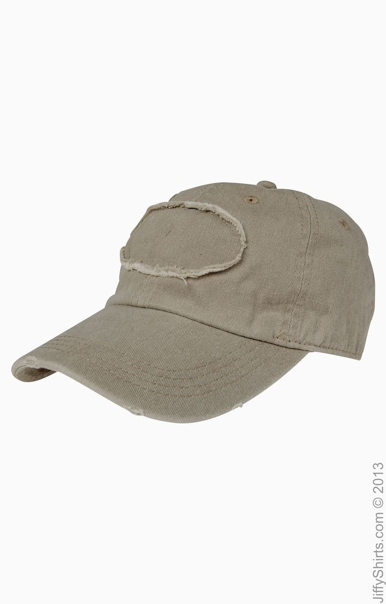 Authentic Pigment 1917 Pigment-Dyed Raw-Edge Patch Baseball Cap -  JiffyShirts.com 0d96cf37ba40