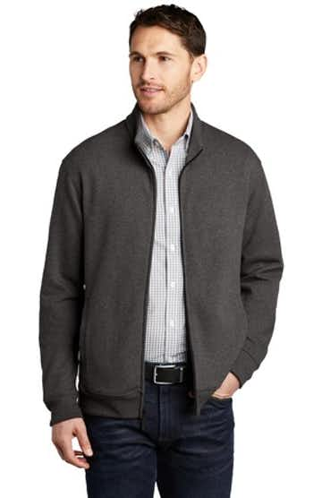 Port Authority K809 Charcoal Heather / Mh Gray