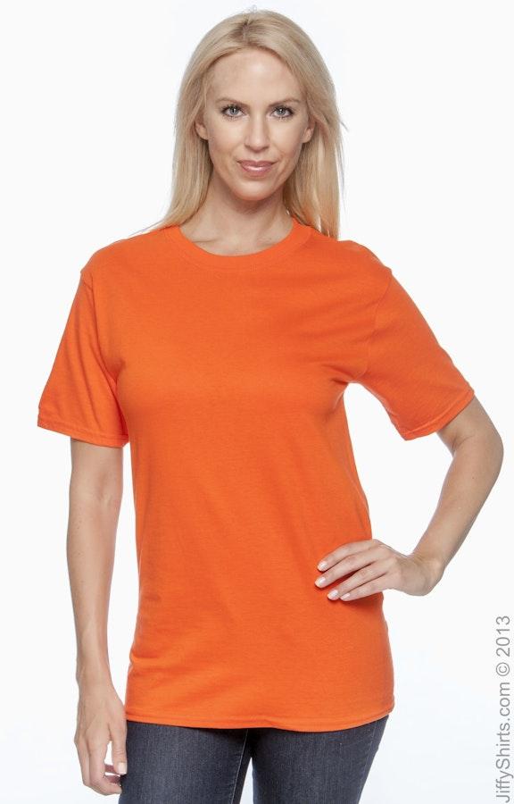 Hanes 5180 Orange