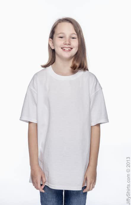 Gildan G200B White