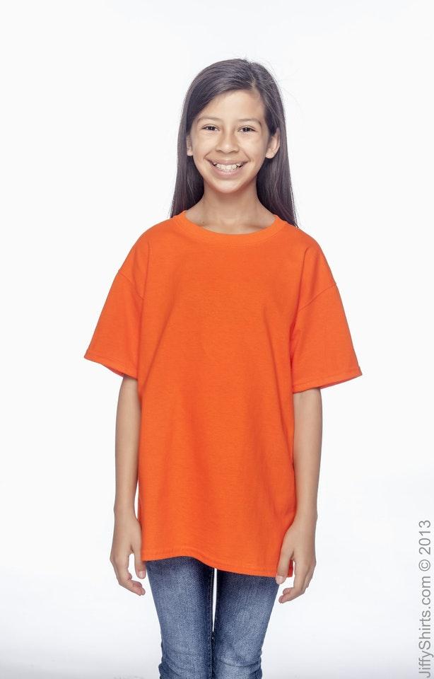 Gildan G200B Orange
