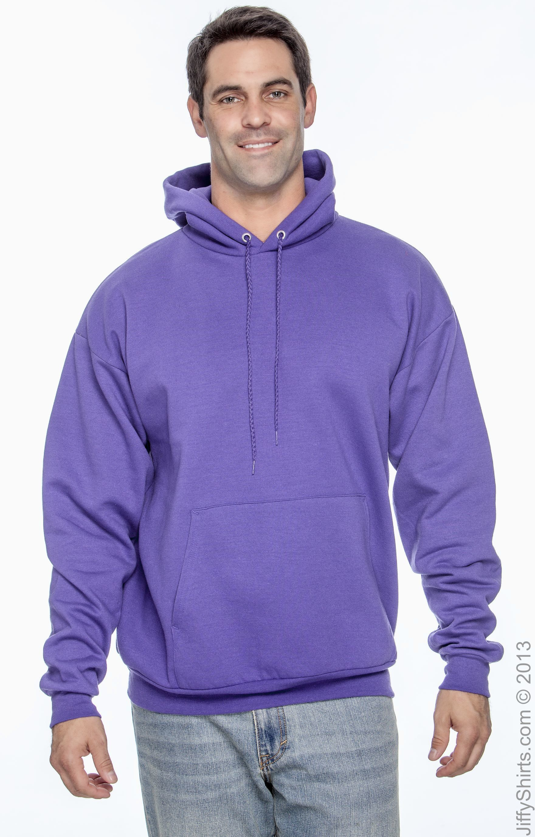 Hanes P170 Purple