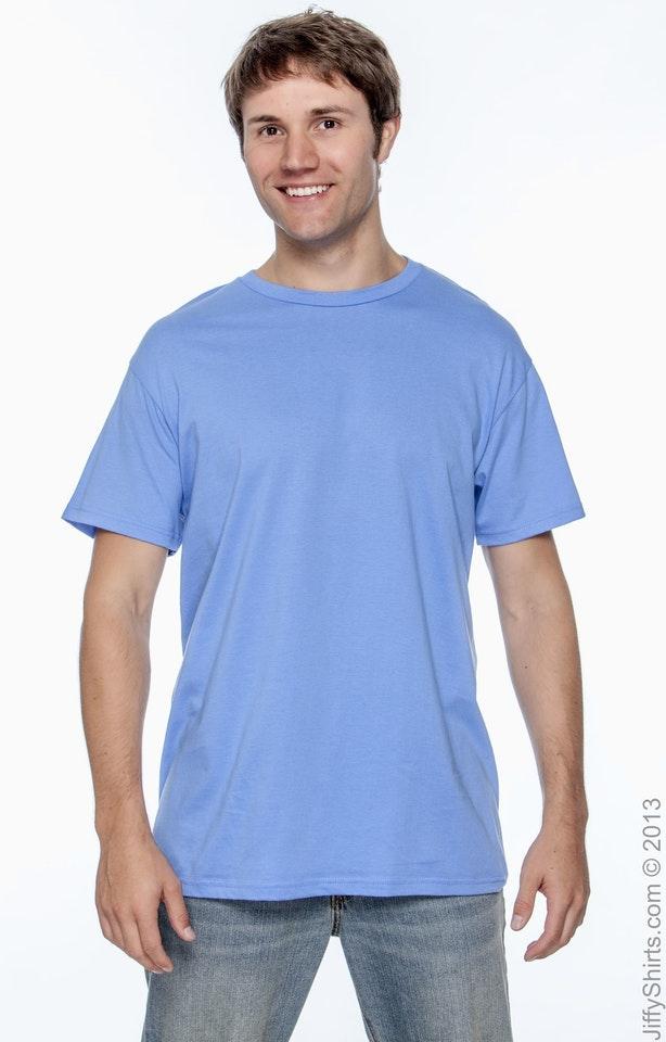 Hanes 4980 Carolina Blue