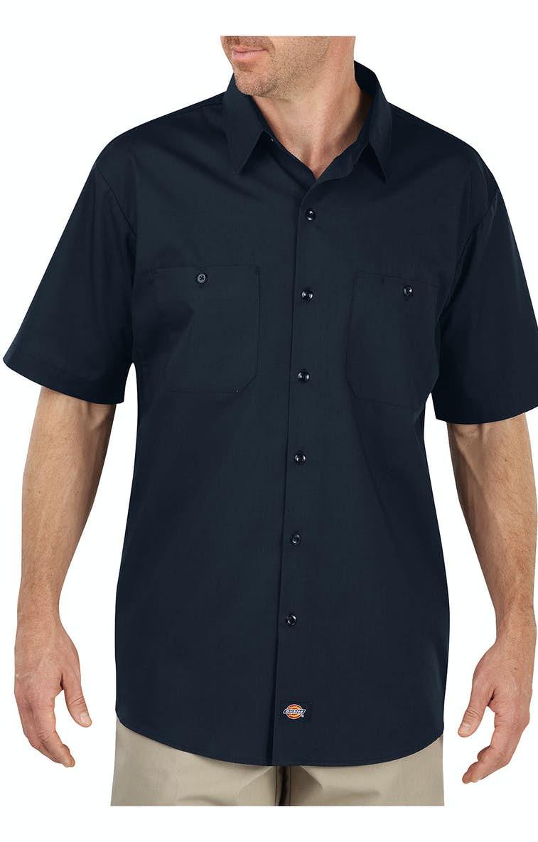 d48f2b2e Dickies LS516 Men's 4.25 oz. MaxCool Premium Performance Work Shirt ...