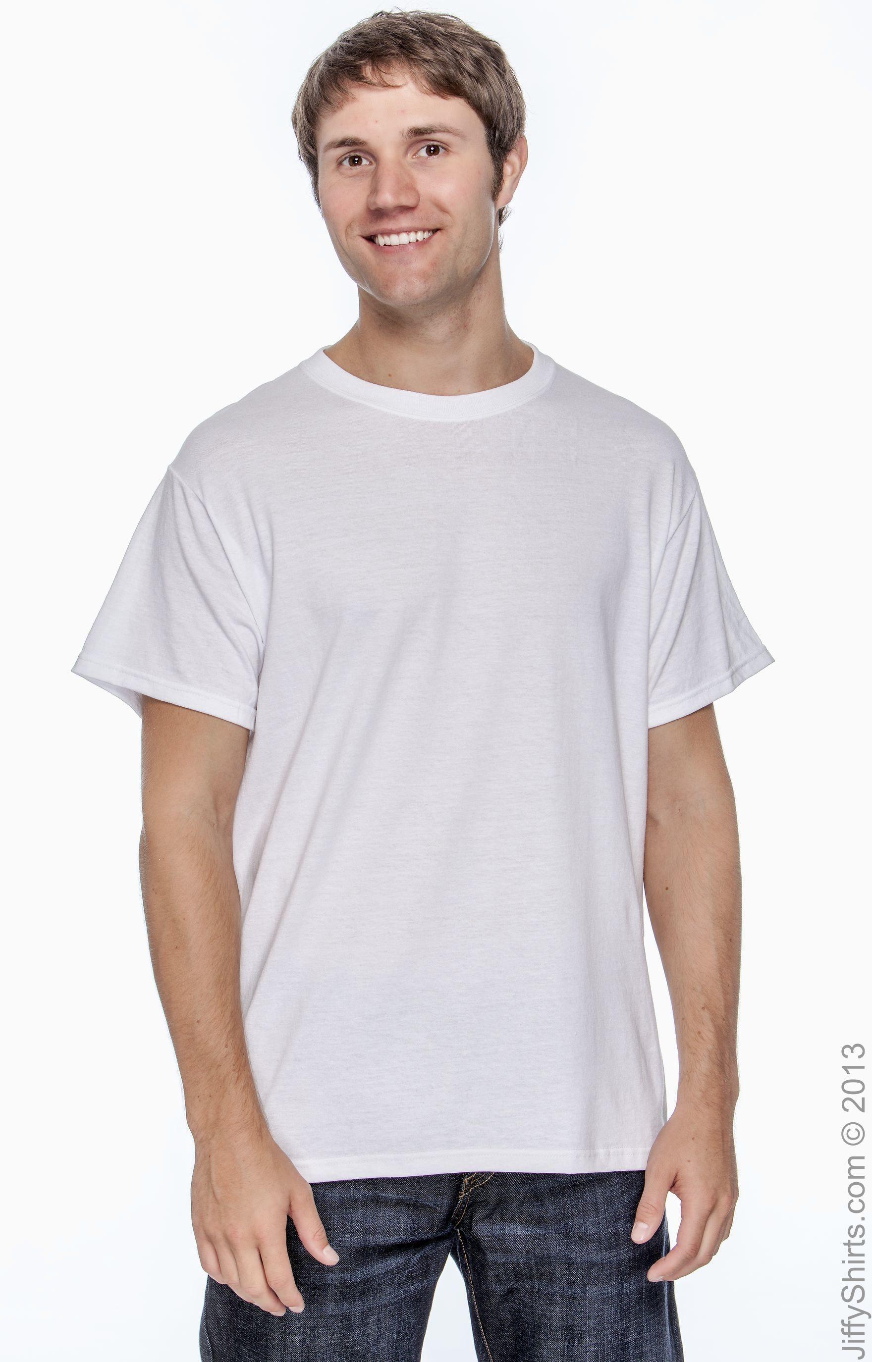 Jerzees 29M White