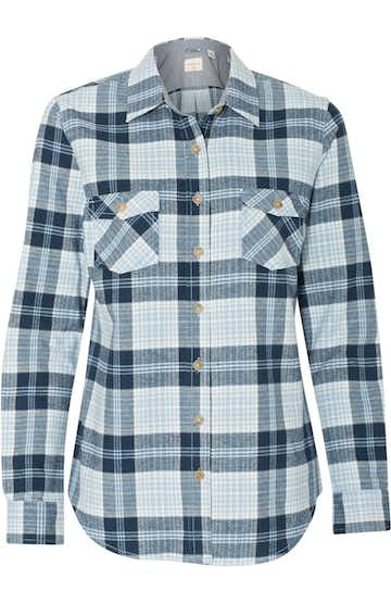 Weatherproof W164761 Powder Blue Plaid