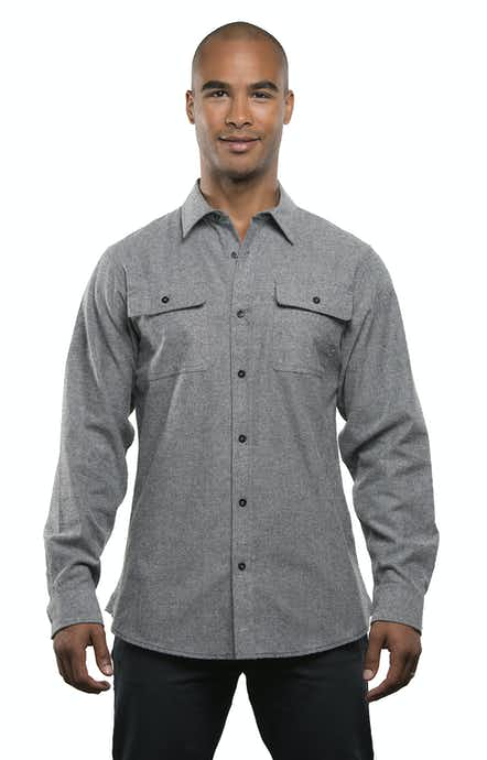 Burnside BU8200 Heather Grey