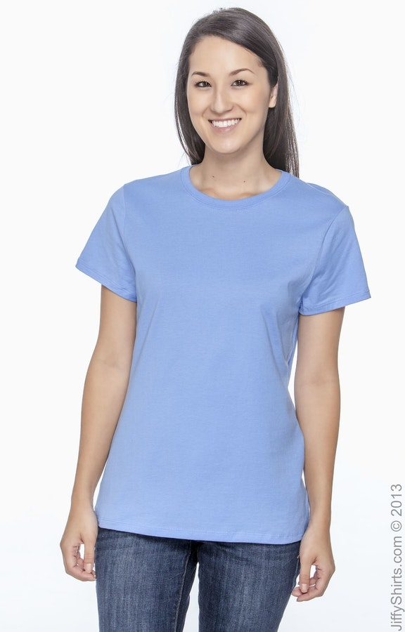 Hanes SL04 Carolina Blue