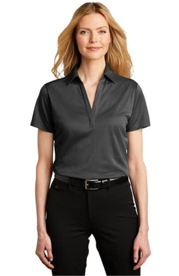 Port Authority LK542 Black Heather