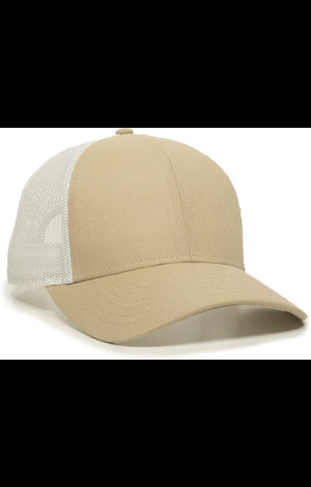 Outdoor Cap OC770 Khaki / White