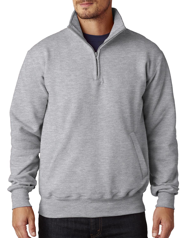 adidas fleece quarter zip