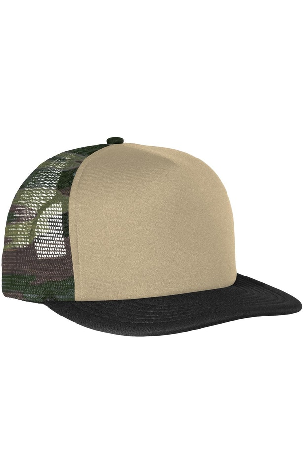 District DT624 Military Camo
