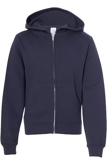 Independent Trading SS4001YZ Navy