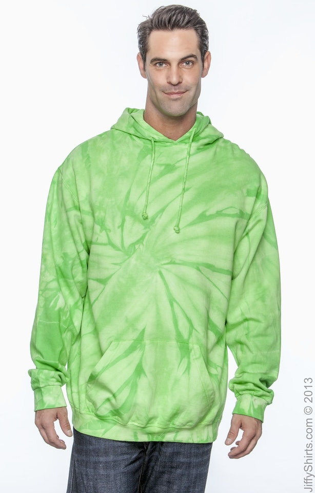 Tie-Dye CD877 Spider Lime