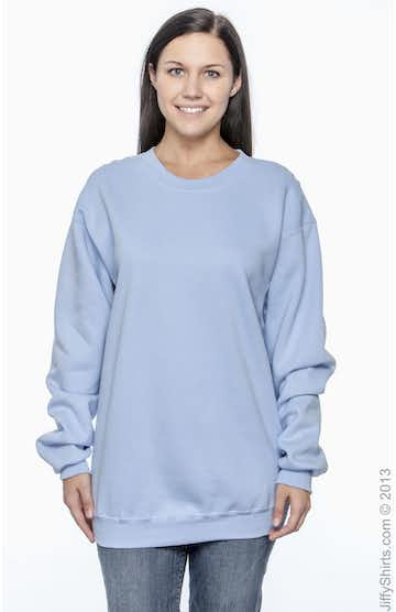 Hanes F260 Light Blue