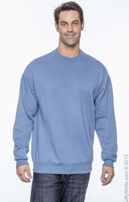 Hanes P1607 Denim Blue