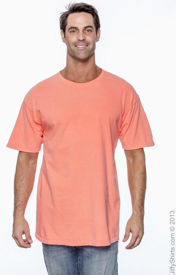 Comfort Colors C1717 Neon Red Orange