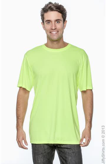 Hanes 4820 High Viz Safety Green