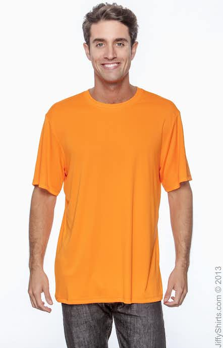 Hanes 4820 High Viz Safety Orange