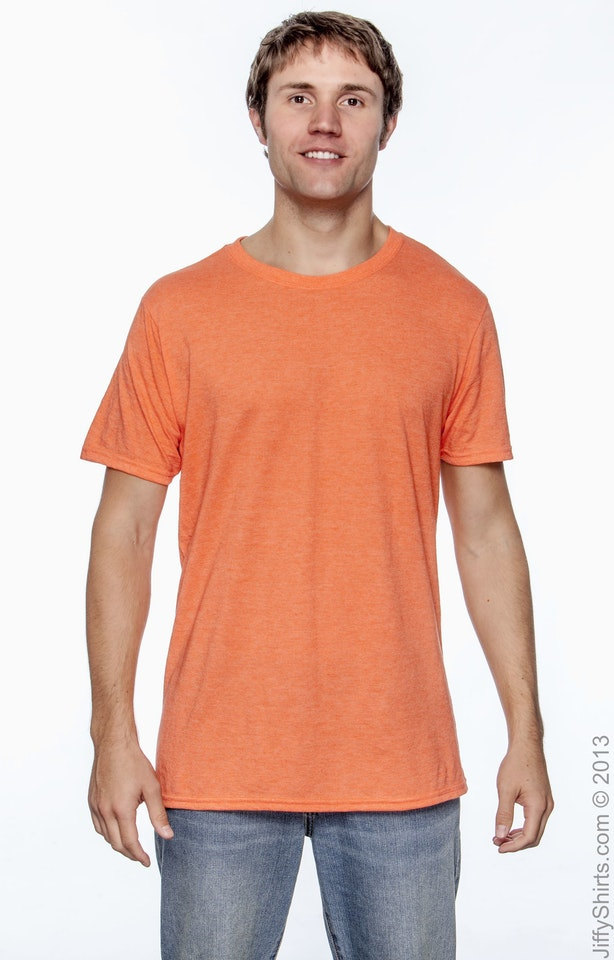Gildan G640 Heather Orange