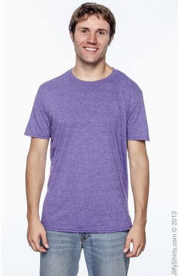 Gildan G640 Heather Purple