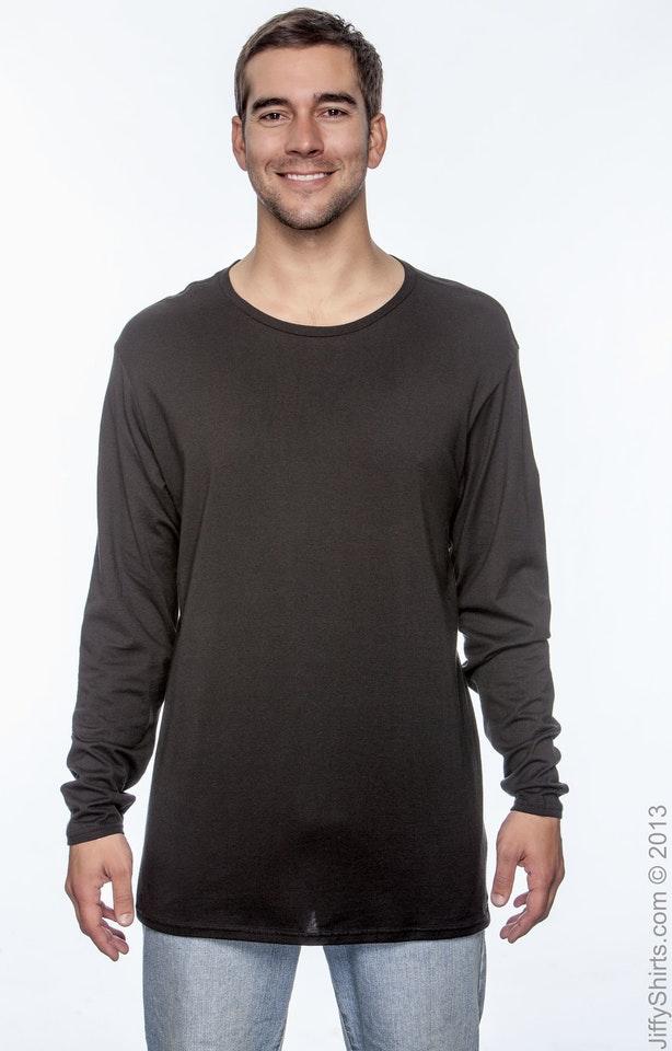 Hanes 498L Black