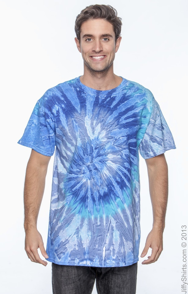 Tie-Dye CD100 Blue Jerry