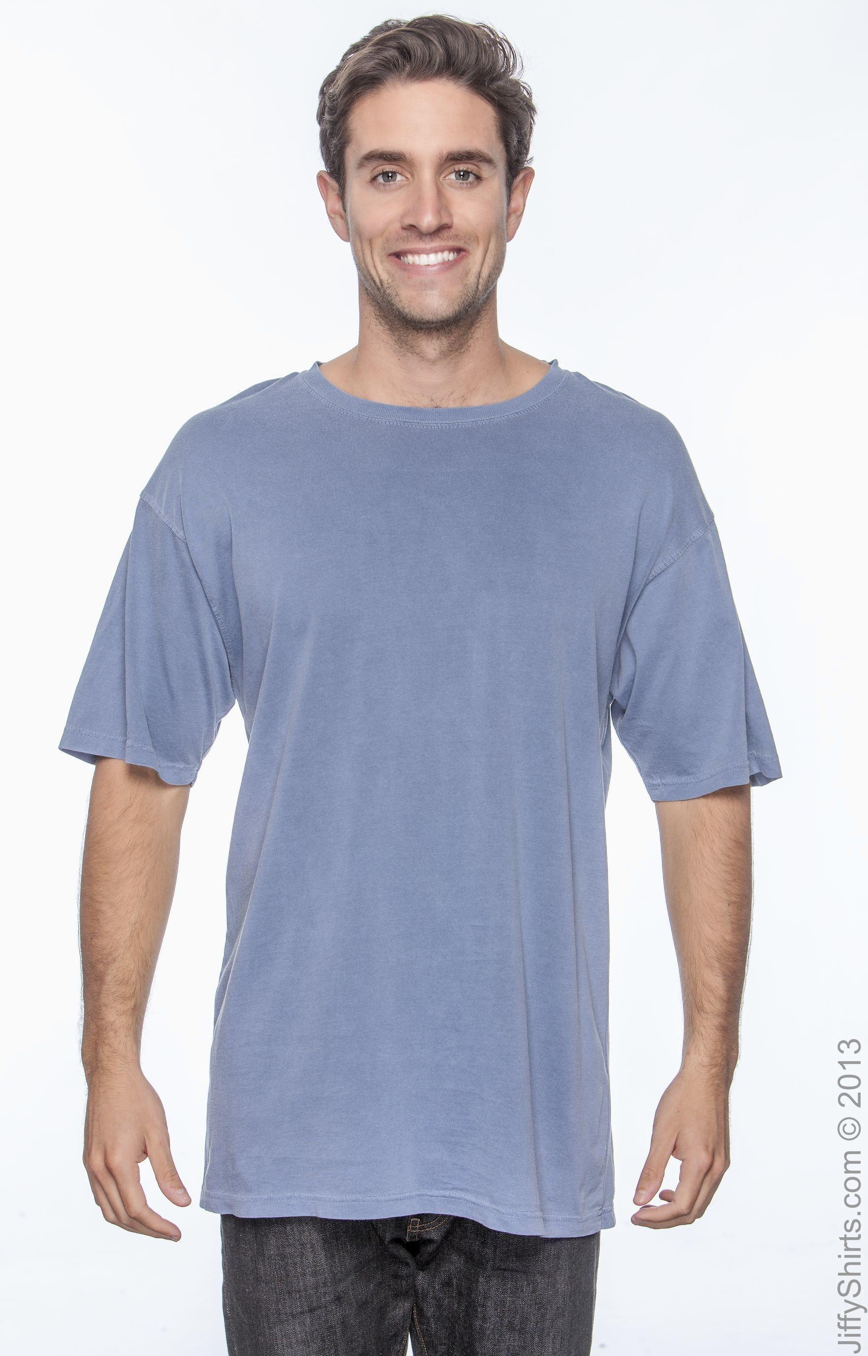 Comfort Colors C4017 Blue Jean