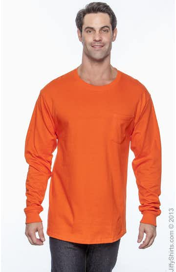 Hanes 5596 Orange