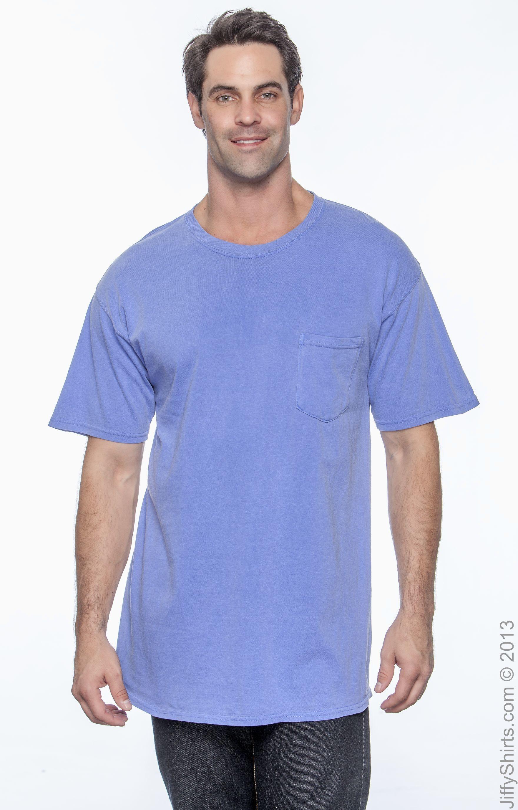 Comfort Colors 6030CC Flo Blue