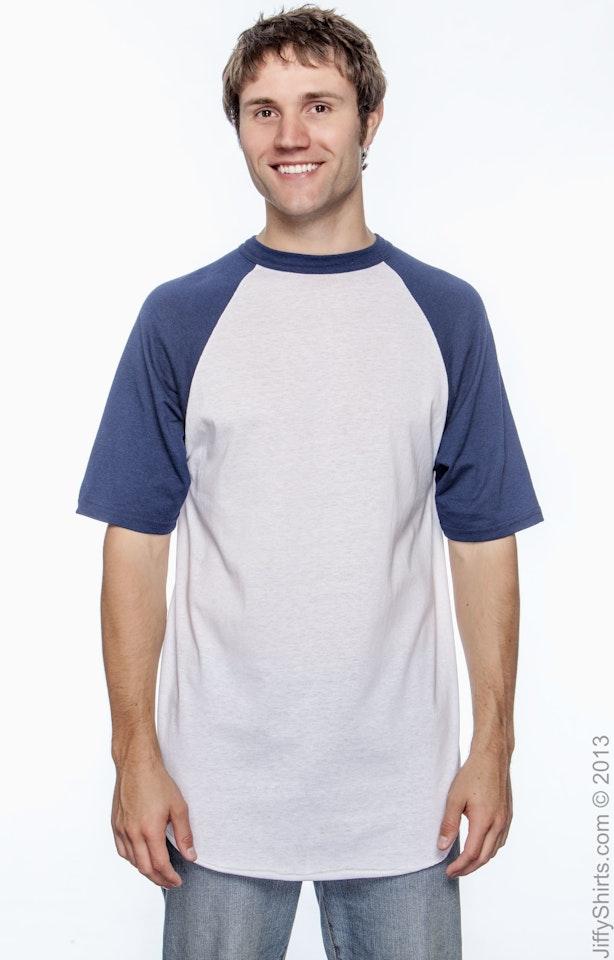 Augusta Sportswear 423 White/Navy