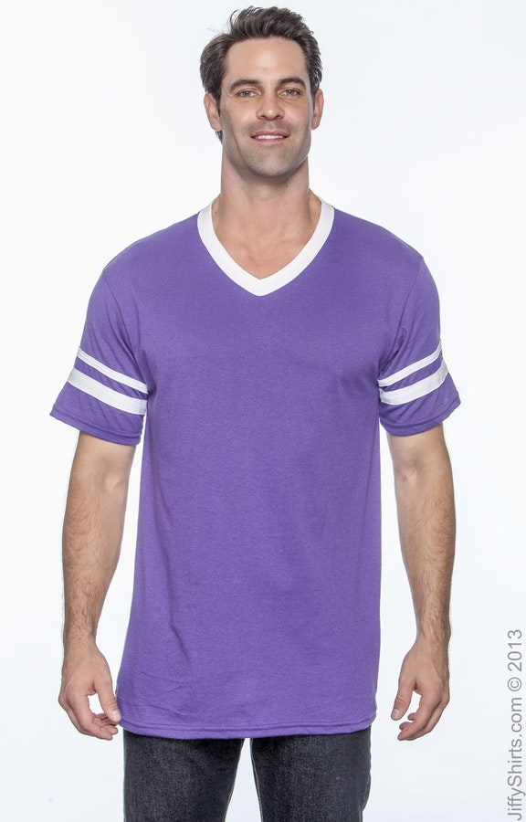 Augusta Sportswear 360 Purple/White