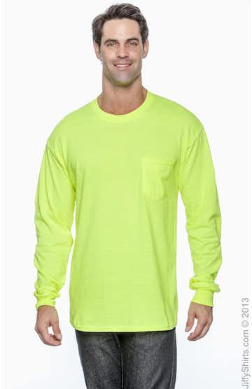 Gildan G241 High Viz Safety Green
