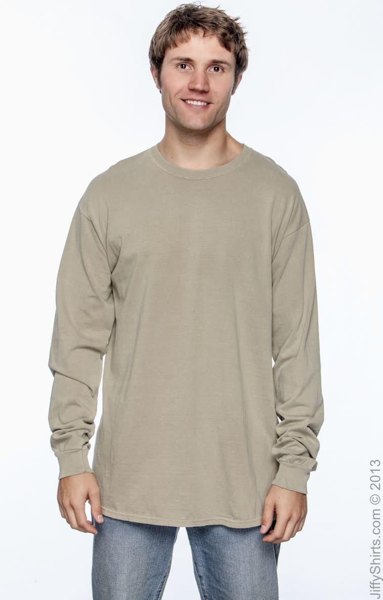 9ad7c90f Comfort Colors C6014 Adult Heavyweight RS Long-Sleeve T-Shirt -  JiffyShirts.com