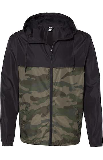Independent Trading EXP54LWZ Black / Forest Camo