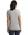District DT6503 Light Heather Gray
