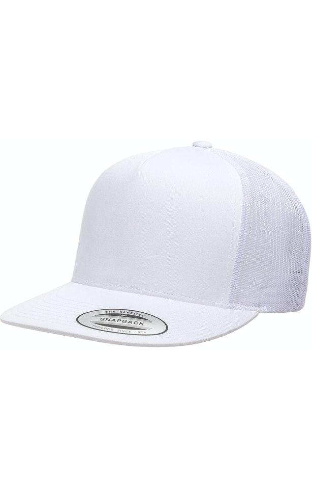 Yupoong 6006 White