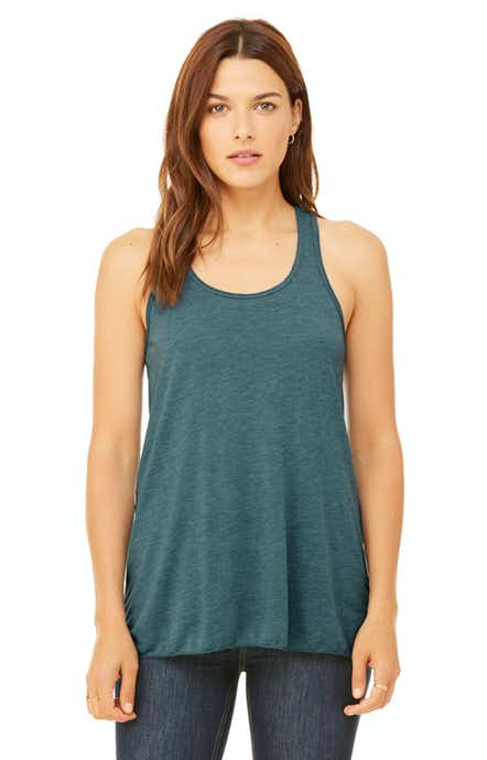 Bella+Canvas B8800 Heather Deep Teal