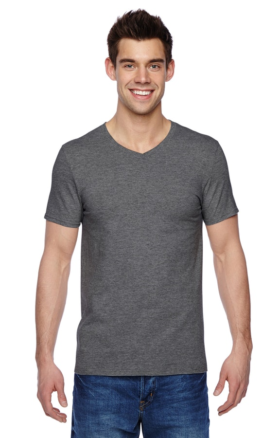 Fruit of the Loom SFVR Charcoal Grey