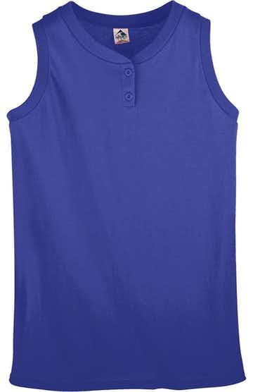 Augusta Sportswear 551 Purple