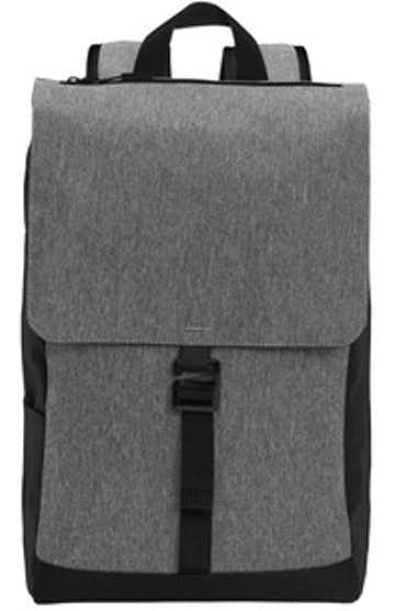 Port Authority BG219 Heather Gray / Black