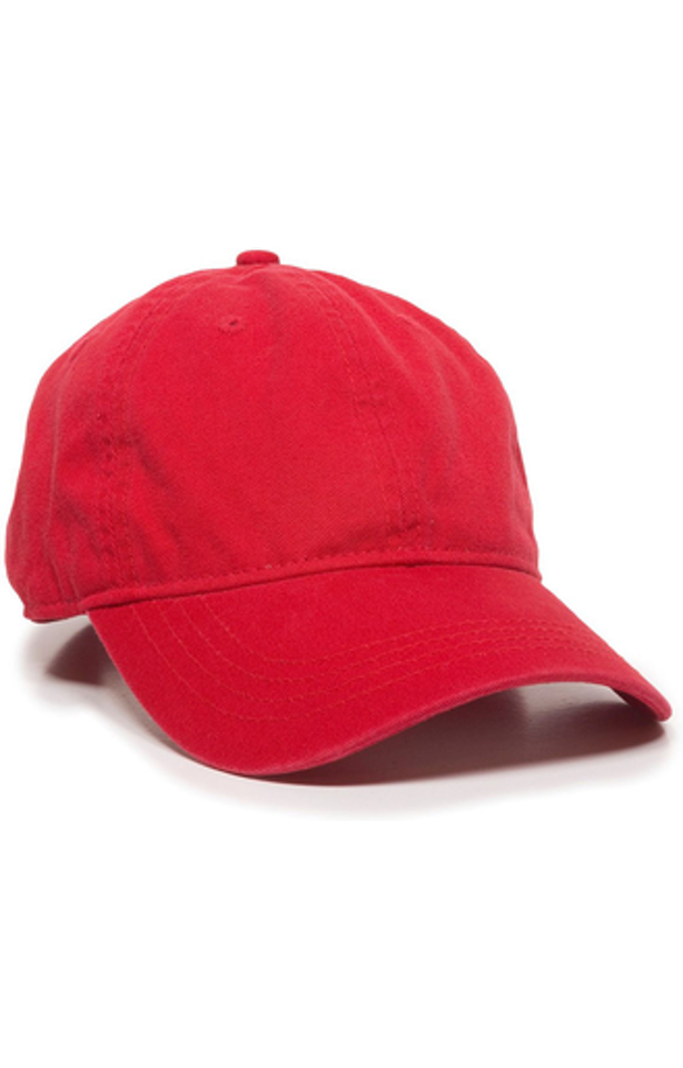 Outdoor Cap GWT-111 Red