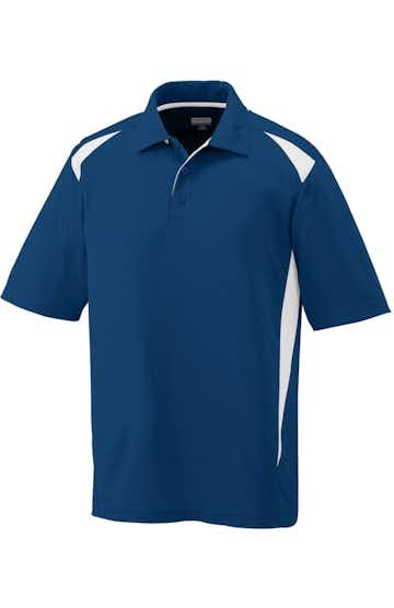 Augusta Sportswear 5012 Navy/White