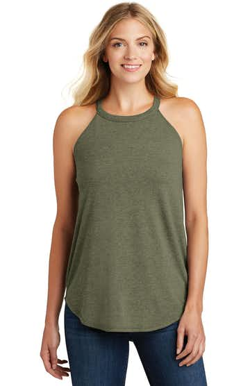 District DT137L Military Green Fr