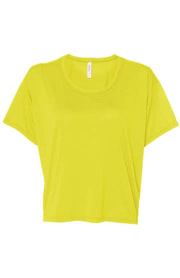 Bella + Canvas B8881 Neon Yellow