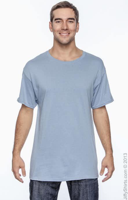 Hanes 5170 Stonewashed Blue
